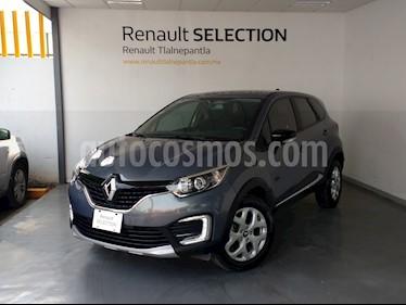 Foto venta Auto usado Renault Captur Intens (2018) color Gris Metalico precio $295,000