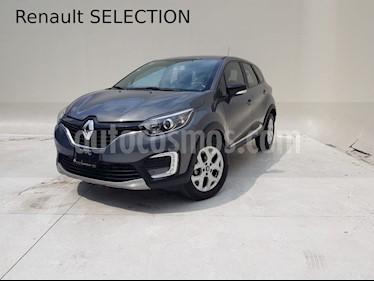 Foto Renault Captur Intens usado (2018) color Gris Metalico precio $255,200