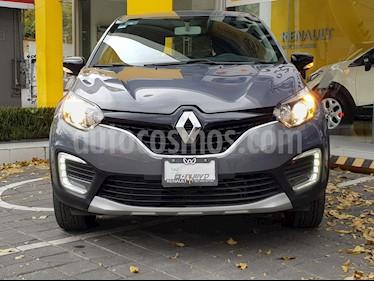 Foto venta Auto usado Renault Captur Intens (2018) color Gris precio $249,000