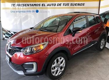 Foto venta Auto usado Renault Captur Intens (2018) color Rojo precio $260,000