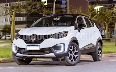 Foto venta Auto usado Renault Captur Le Coq Sportif Serie Limitada (2019) color Blanco Glaciar precio $975.000