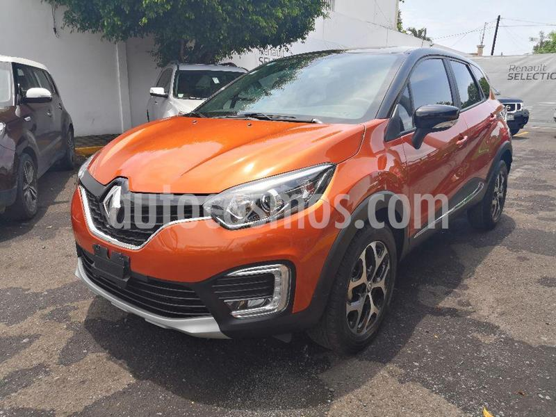 Renault Captur Iconic Aut usado (2019) color Naranja precio $275,000