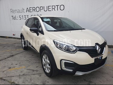 Foto Renault Captur Intens usado (2018) color Blanco precio $238,000