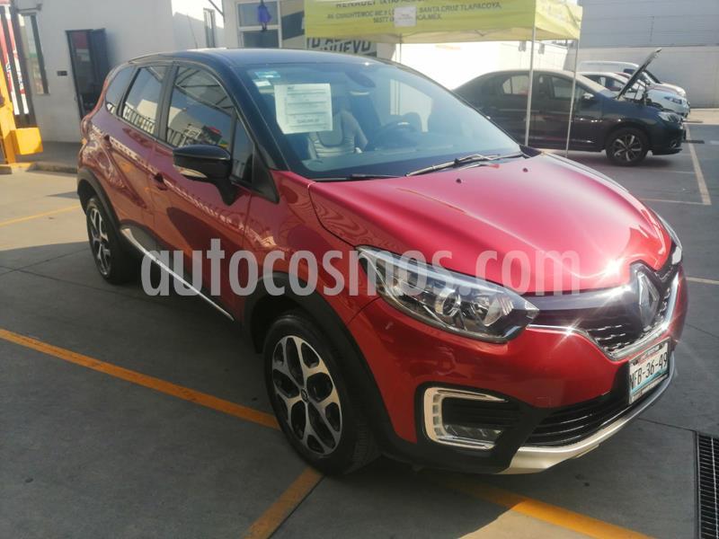 Renault Captur Iconic Aut usado (2018) color Rojo Flama precio $240,000