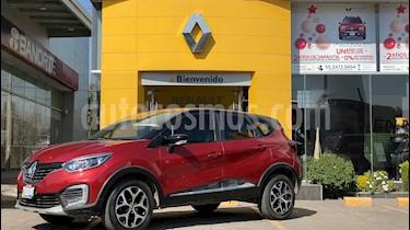 Renault Captur Iconic Aut usado (2018) color Rojo precio $275,000