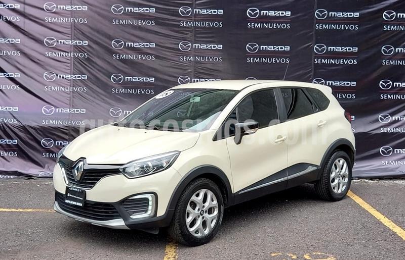 Renault Captur Intens Aut usado (2018) color Blanco precio $220,000