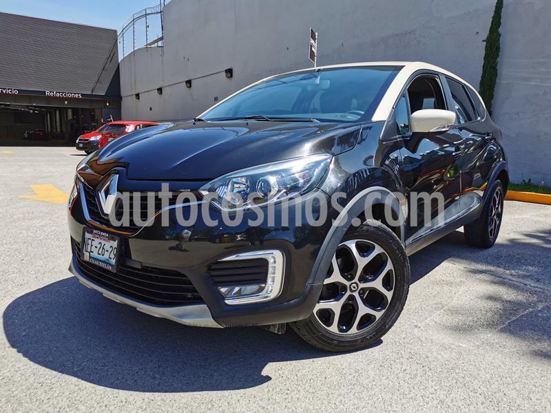 Foto Renault Captur Iconic Aut usado (2018) color Negro precio $235,000