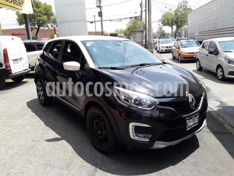 Renault Captur Bose Aut usado (2018) color Negro precio $248,000