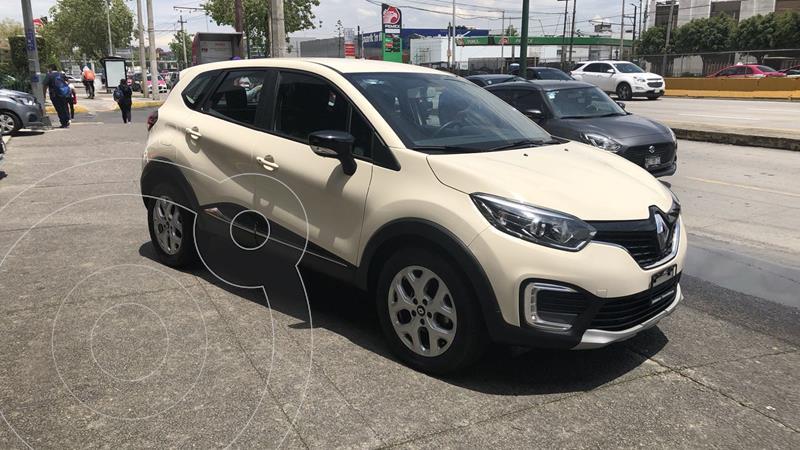 Foto Renault Captur 5 pts. Intens, TM6, a/ac., CD, RA-17 usado (2019) precio $275,000