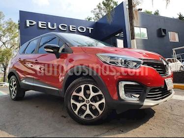 Renault Captur 5P Intens DEH L4/2.0 Aut usado (2019) color Rojo precio $284,900