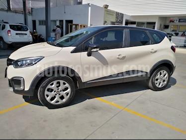 Renault Captur Intens Aut usado (2018) color Blanco precio $232,000