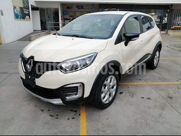 Foto Renault Captur Intens Aut usado (2018) color Blanco precio $245,000