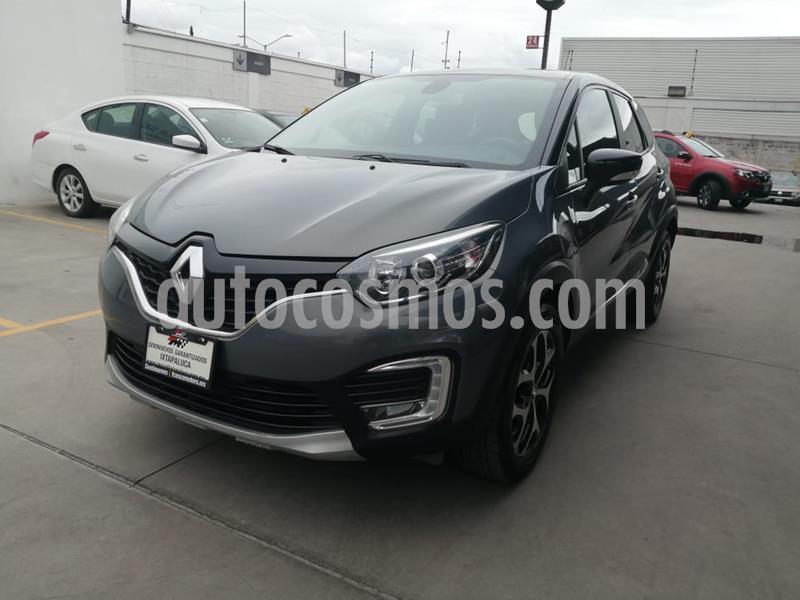 Renault Captur Iconic Aut usado (2018) color Gris precio $260,000