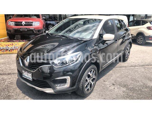 Renault Captur Iconic Aut usado (2019) color Negro precio $248,000