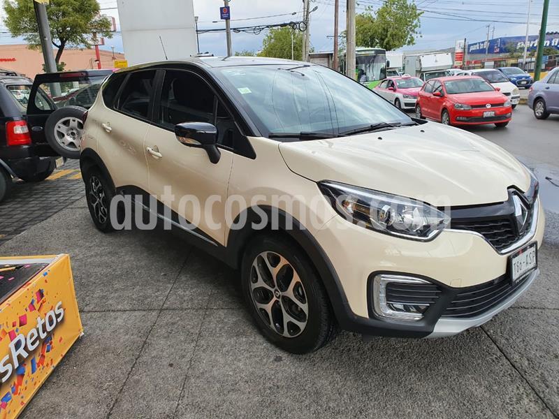 Renault Captur Iconic Aut usado (2018) color Blanco precio $248,000