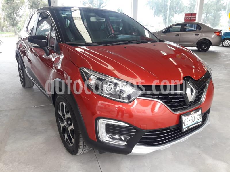 Renault Captur Iconic Aut usado (2018) color Rojo Flama precio $249,000