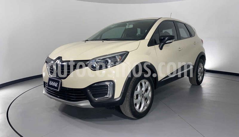 Renault Captur Intens usado (2018) color Blanco precio $232,999