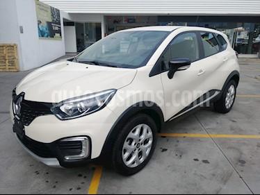 Foto Renault Captur Intens usado (2018) color Blanco precio $245,000