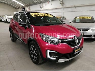 Renault Captur Iconic Aut usado (2018) color Rojo Flama precio $235,000