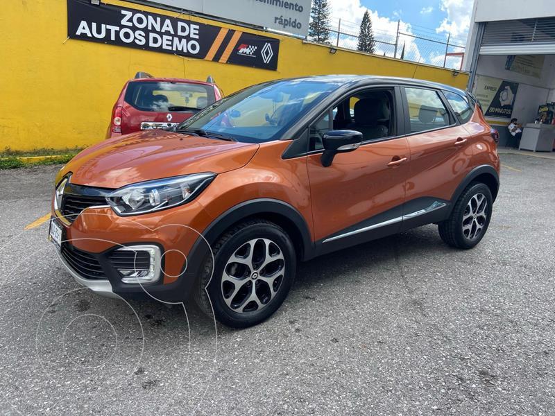 Foto Renault Captur ICONIC TA usado (2019) color Naranja precio $312,000