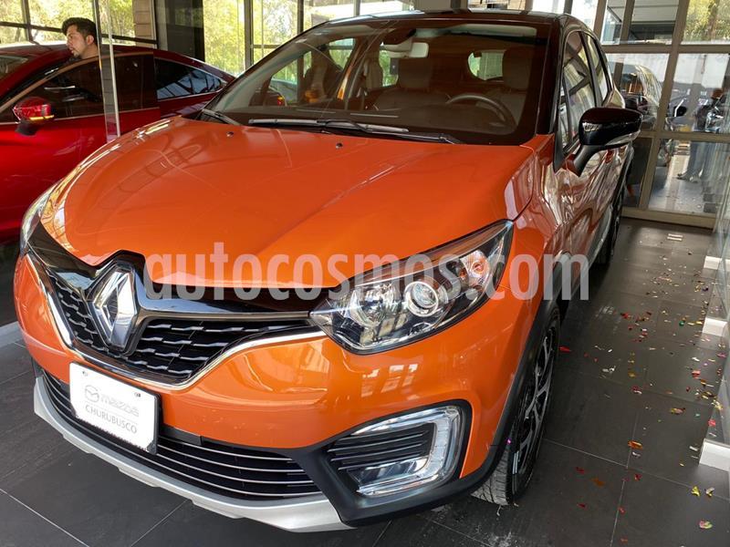 Renault Captur Iconic Aut usado (2018) color Naranja precio $242,000