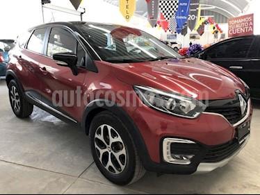 Renault Captur Iconic Aut usado (2018) color Rojo Flama precio $272,000