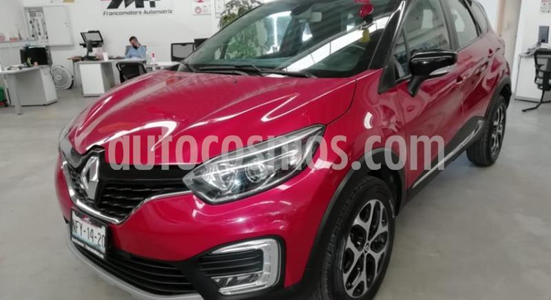 Foto Renault Captur Iconic Aut usado (2018) color Rojo precio $239,000