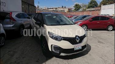 Renault Captur Iconic Aut usado (2018) color Blanco precio $305,000