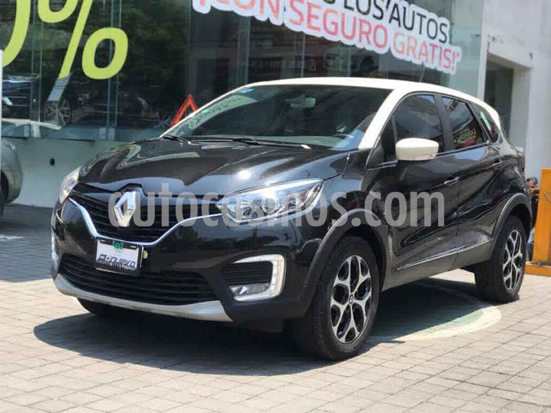 Renault Captur Iconic Aut usado (2018) color Negro precio $279,000