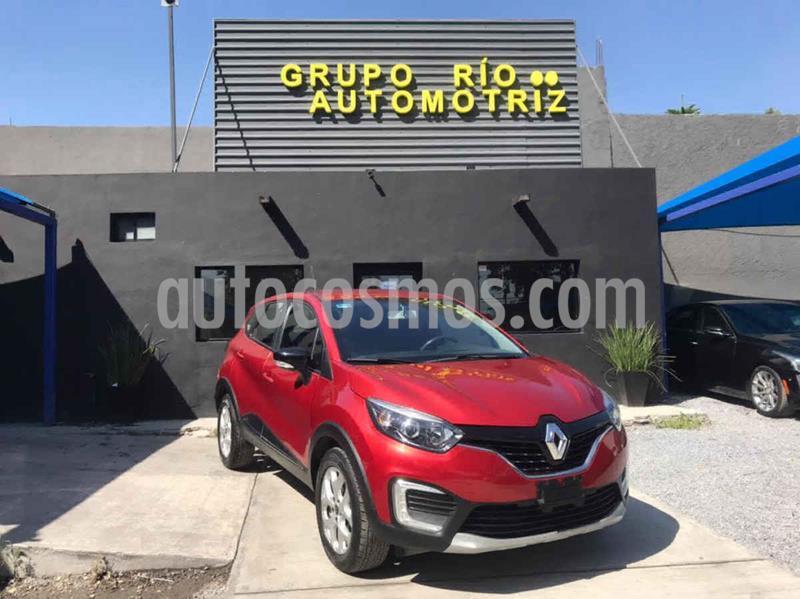 Renault Captur Intens Aut usado (2018) color Rojo precio $225,000