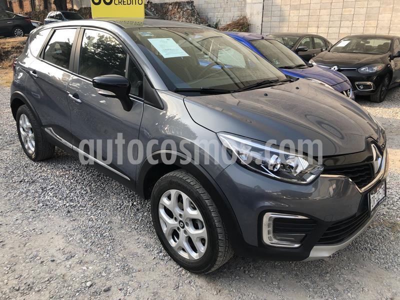 Renault Captur Intens usado (2018) color Gris Metalico precio $245,000