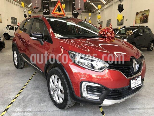 Renault Captur Intens usado (2018) color Rojo Pasion precio $225,000