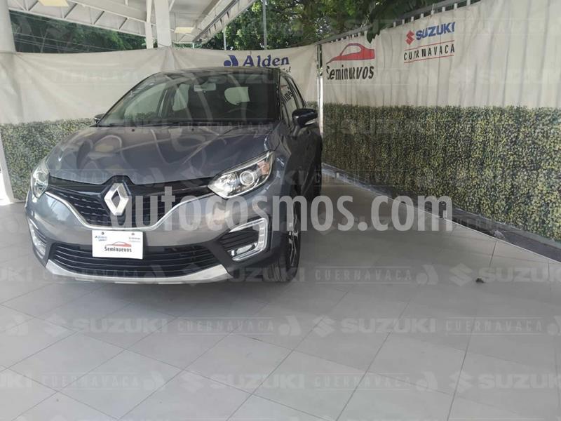 Renault Captur Iconic Aut usado (2018) color Gris Metalico precio $244,000