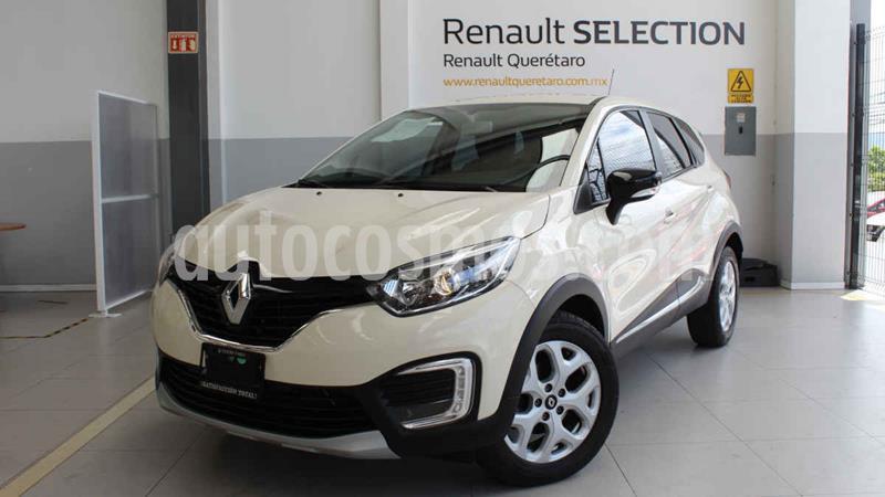 Renault Captur Intens Aut usado (2018) color Blanco precio $245,000