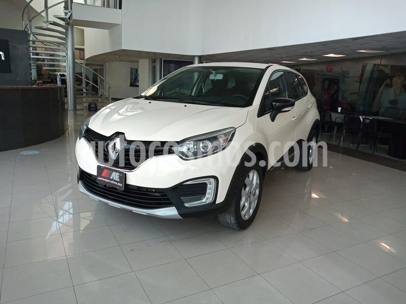 Renault Captur Intens Aut usado (2019) color Blanco precio $249,000