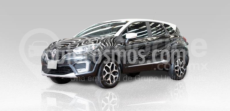 Renault Captur Iconic Aut usado (2018) color Negro precio $240,000