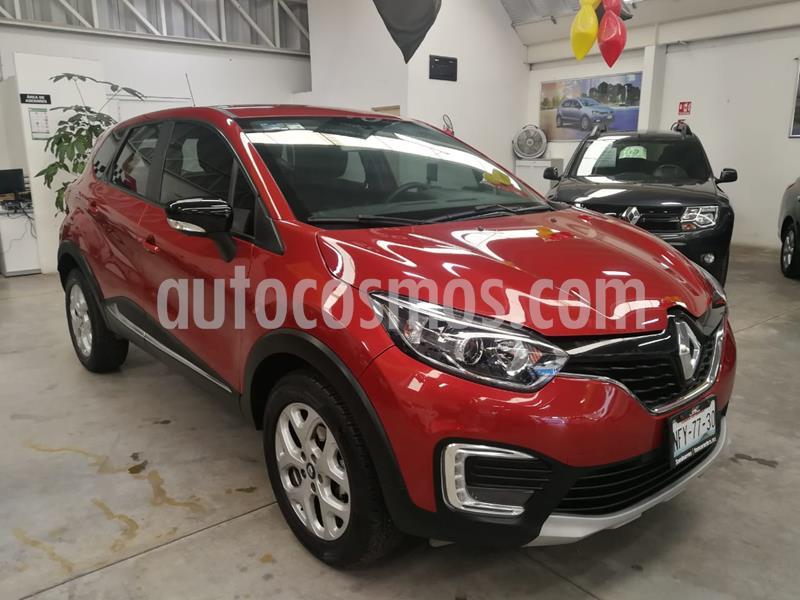 Renault Captur Intens Aut usado (2019) color Rojo Pasion precio $235,000