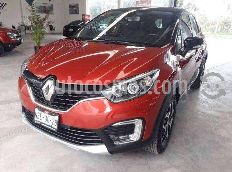 Renault Captur Iconic Aut usado (2018) color Rojo Flama precio $250,000