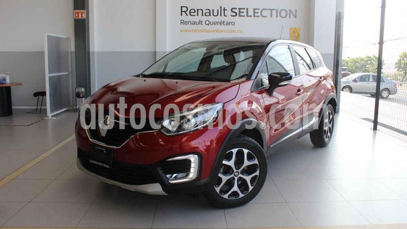 Renault Captur Iconic Aut usado (2019) color Rojo precio $320,000