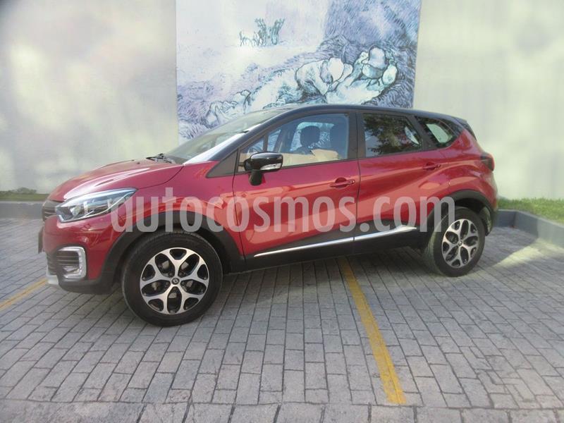 Foto Renault Captur Iconic Aut usado (2019) color Rojo precio $274,000