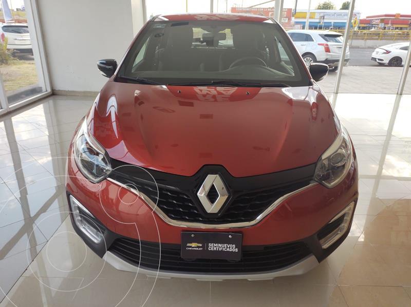 Foto Renault Captur Intens usado (2020) color Rojo Cobrizo precio $360,000