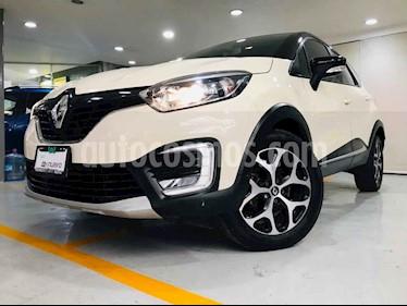 Renault Captur 5P Iconic L4/2.0 Aut usado (2018) color Crema precio $259,000