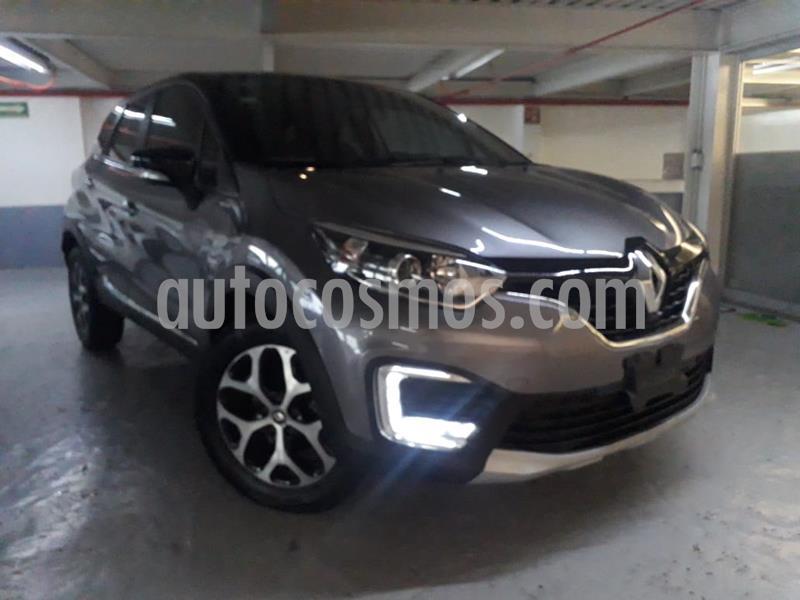 Renault Captur Bose Aut usado (2020) color Gris Metalico precio $299,000