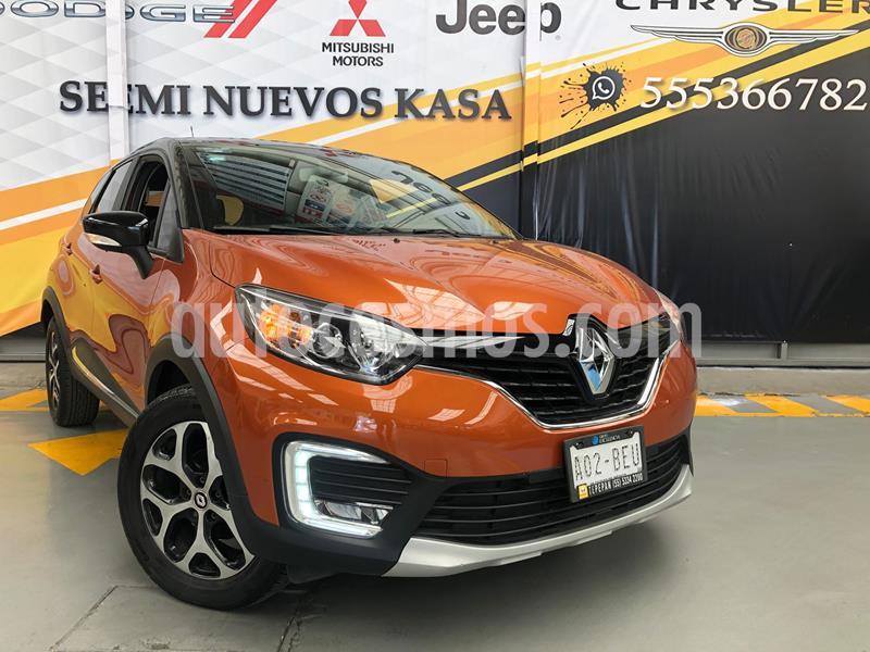 Renault Captur Iconic Aut usado (2019) color Naranja precio $290,000