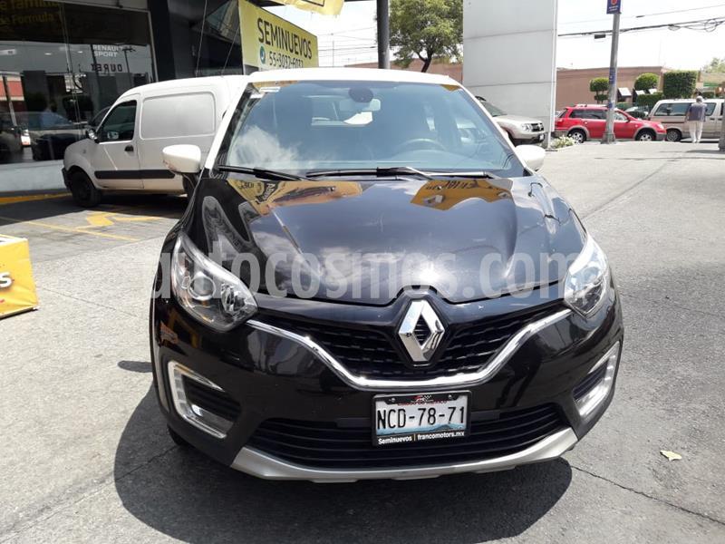 Renault Captur Iconic Aut usado (2018) color Negro precio $248,000