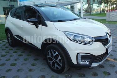Renault Captur Iconic Aut usado (2018) color Blanco precio $235,000