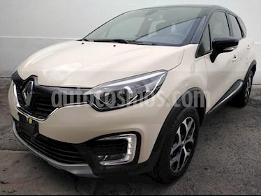 Renault Captur Iconic Aut usado (2018) color Blanco precio $260,000
