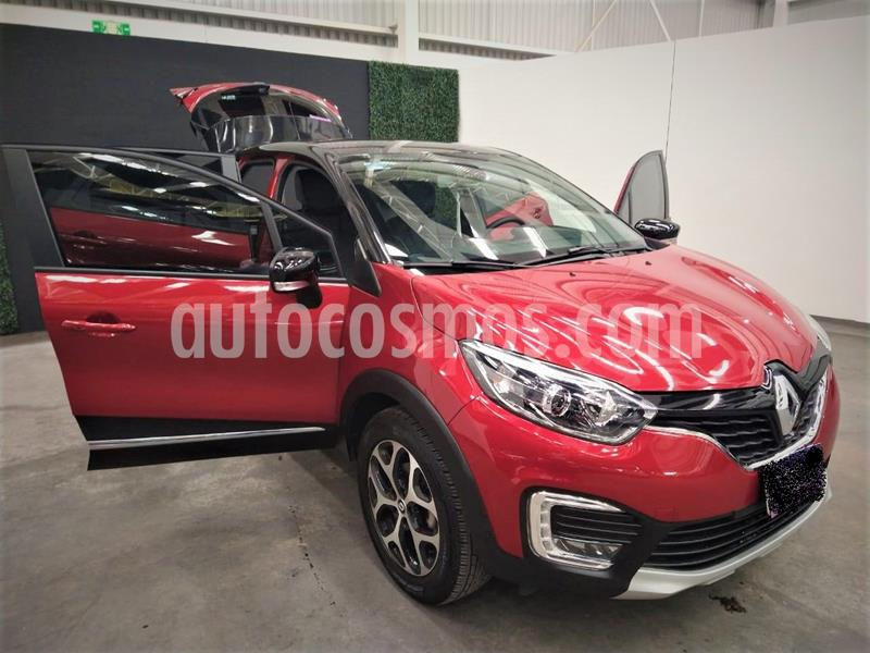 Renault Captur Iconic Aut usado (2020) color Rojo Flama precio $304,999