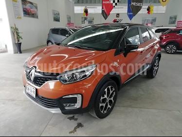 Renault Captur Iconic Aut usado (2018) color Naranja precio $248,000