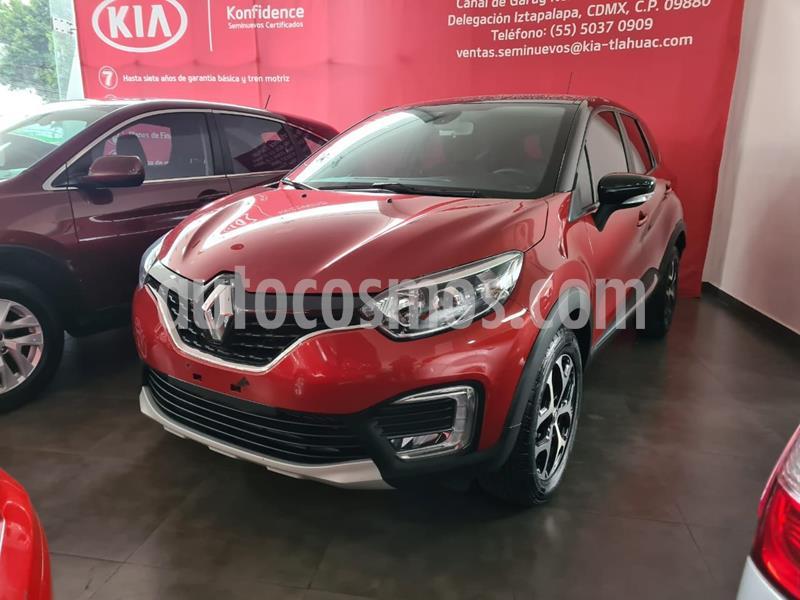 Renault Captur Iconic Aut usado (2020) color Rojo Cobrizo precio $309,000